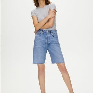 Agolde 90's Shorts